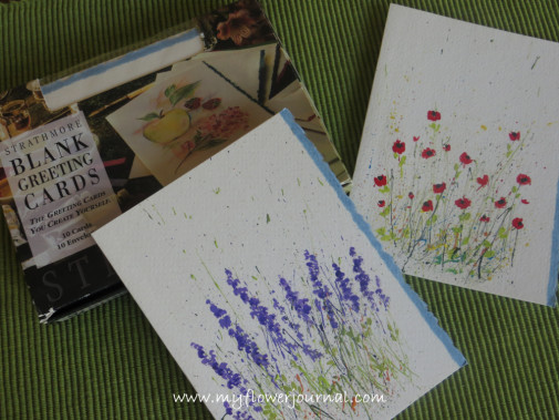 Splattered Paint Flower Garden Cards-myflowerjournal (1)