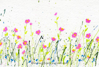 Flower Quotes and Flower Art To Download and Print