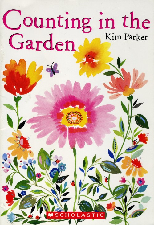 Watercolor Flower Inspiration-Kim Parker Art and Book Review-myflowerjournal.com