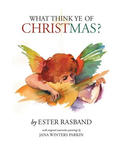What Think Ye of Christmas Book Review by myflowerjournal.com